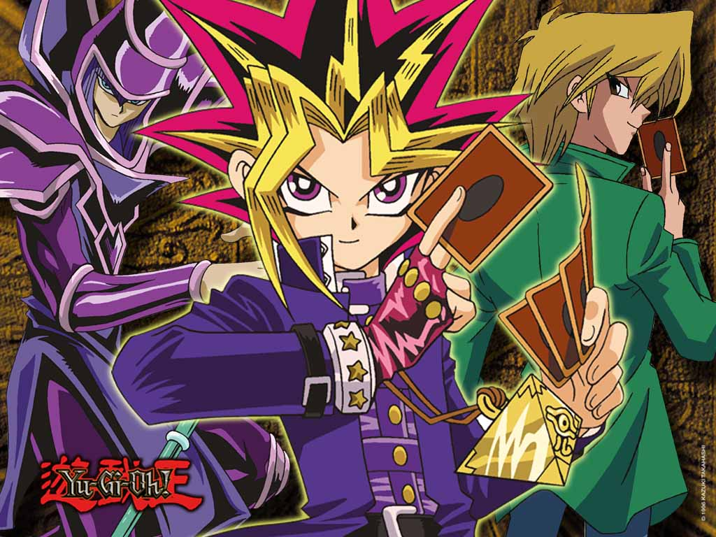 Yu Gi Oh Wallpapers   Yu Gi Oh   1024x768   Download HD Wallpaper