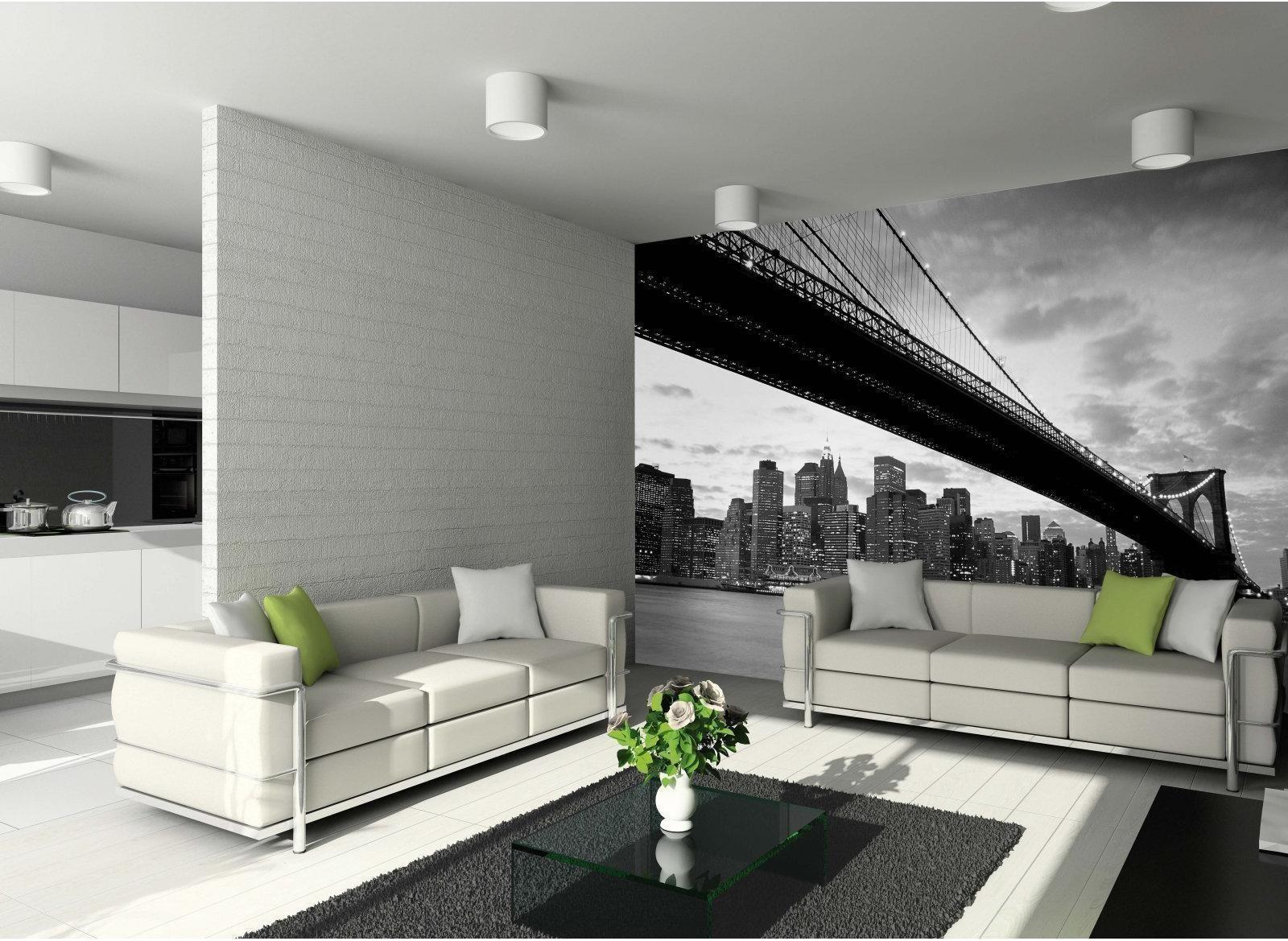 New York Wallpaper For Bedrooms New Wall Wallpaper Wallpapersafari