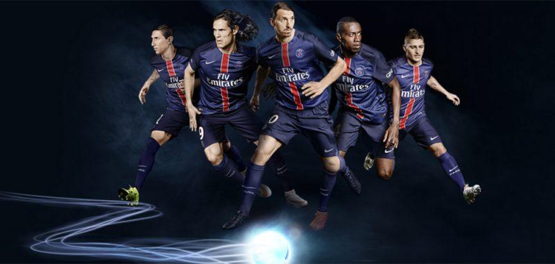Paris Saint Germain PSG fonds dcran wallpapers 800x380