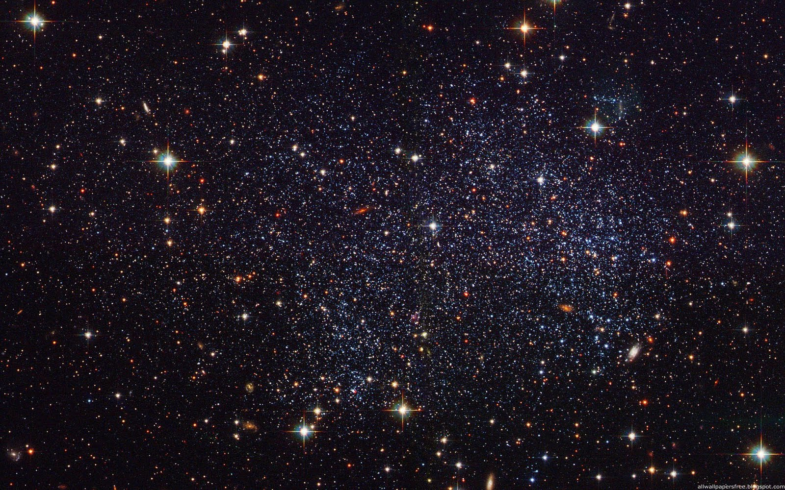 Strictly Wallpaper: Hubble Telescope Wallpapers 1