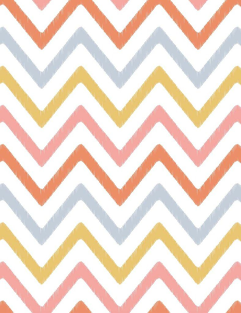 Colorful Chevron Printed Background Photography For Baby Backdrop 788x1023