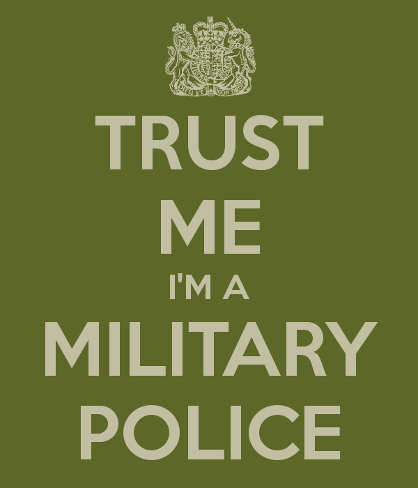 Military Police Wallpaper