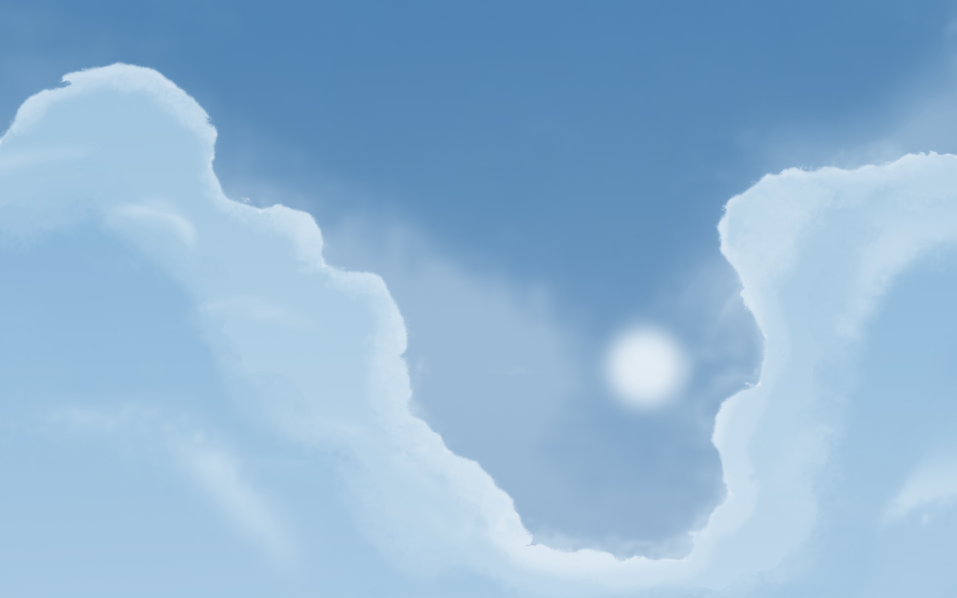 digital sky light blue wallpapers 1130 1920x1200jpg 1920x1200