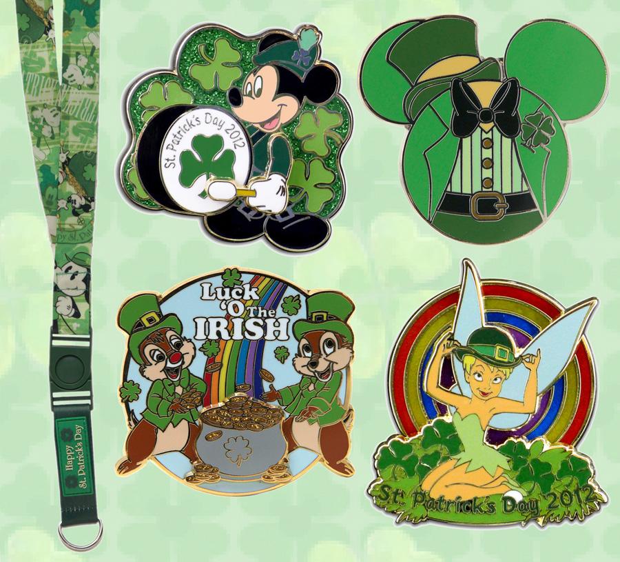 Celebrating St Patricks Day in Style at Disney Parks Disney 900x815
