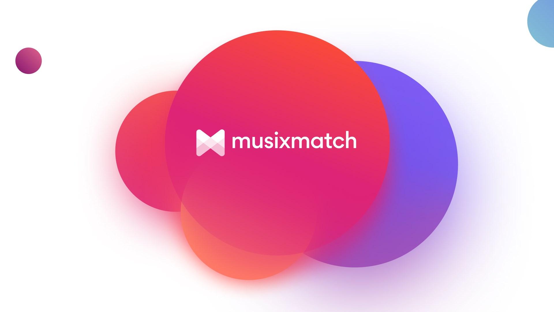 Get Musixmatch Lyrics   Sing along Spotify iTunes Windows Media 1920x1080