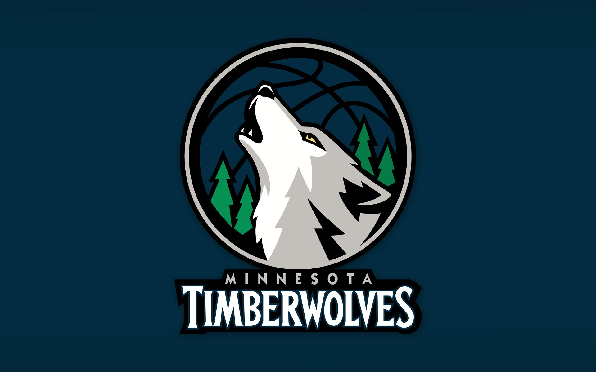 Wallpaper Minnesota Timberwolves Wolves Modern Daily Stars Images 1920x1200