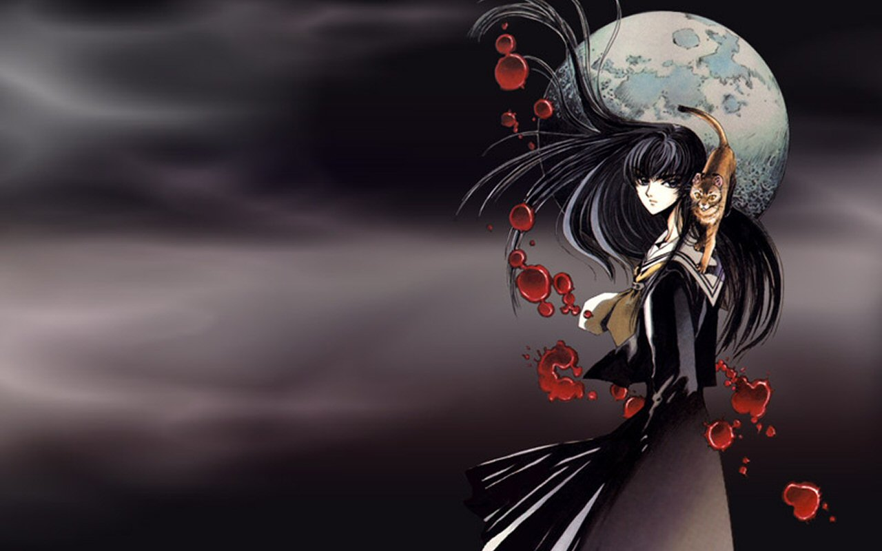 1280x800px cool dark anime wallpaper - wallpapersafari