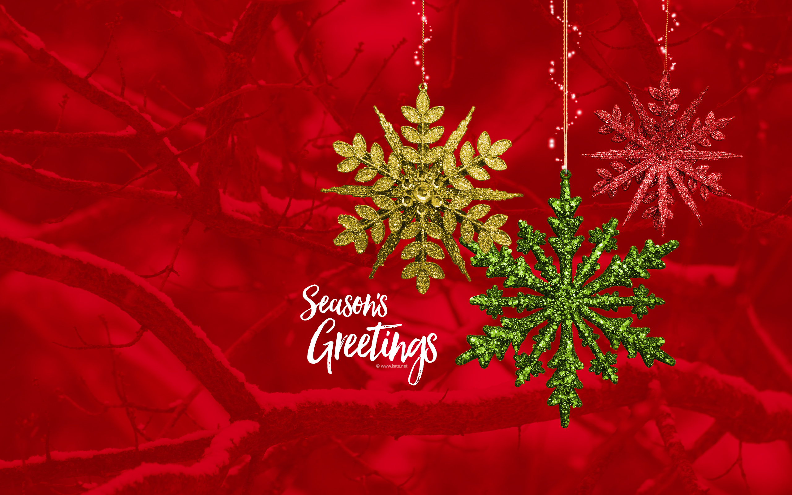 Christmas Wallpapers by Katenet Page 1 2560x1600