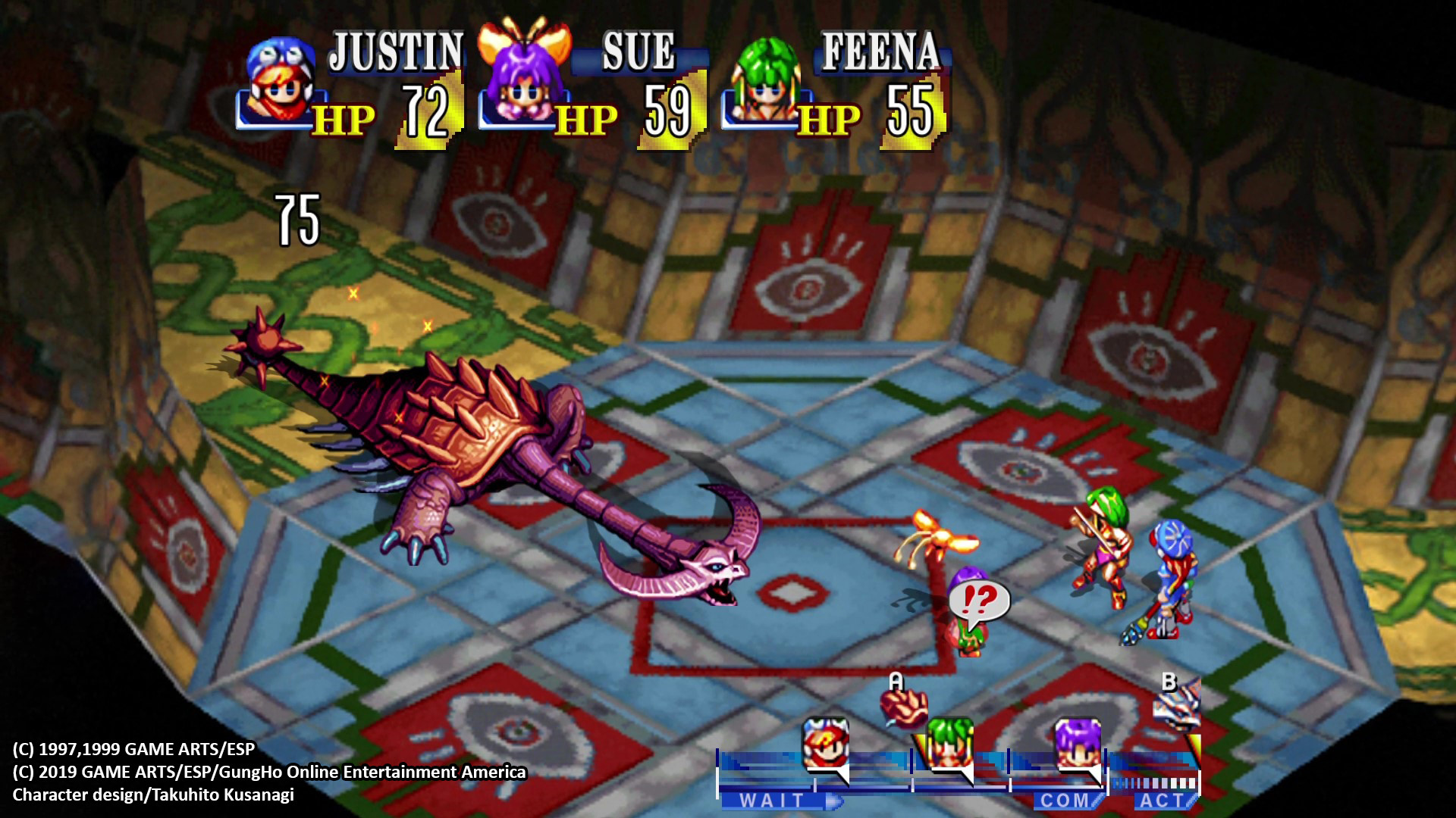 Grandia HD Remaster Launches For PC In September   Gaming Ideology 1920x1080