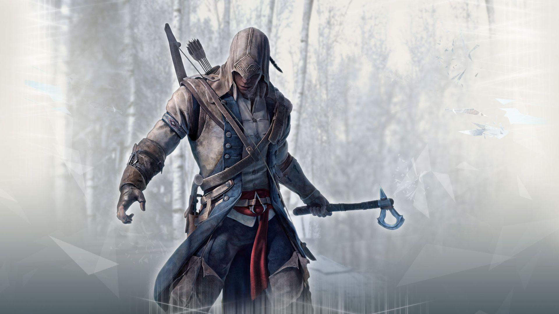 Free Download Connor Kenway Assassins Creed Iii Wallpaper 16998