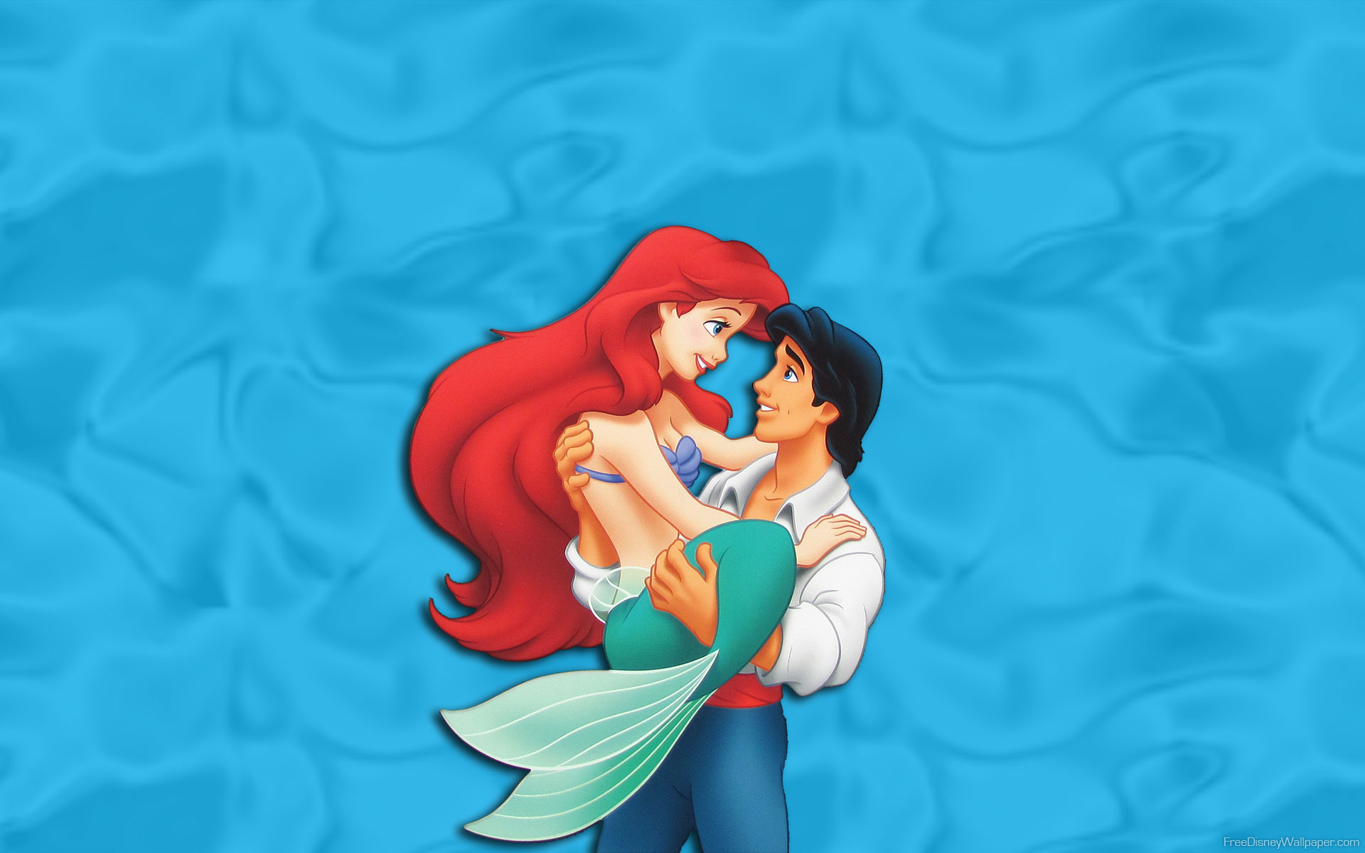 Little mermaid eric wallpaper