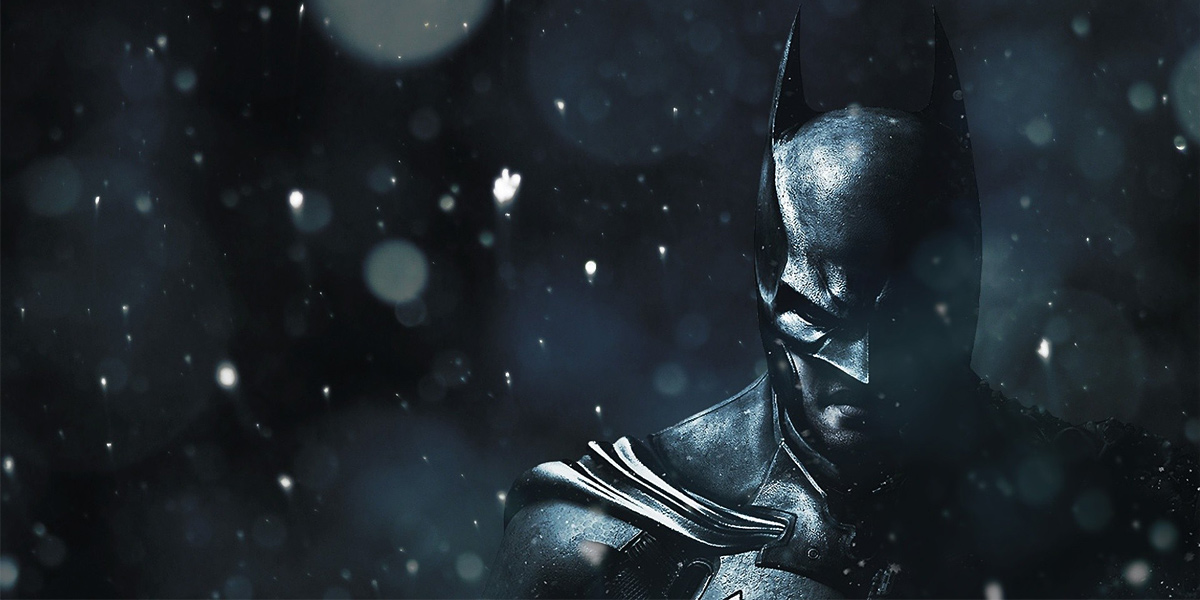 Batman Winter Black Twitter Cover Twitter Background TwitrCovers 1200x600