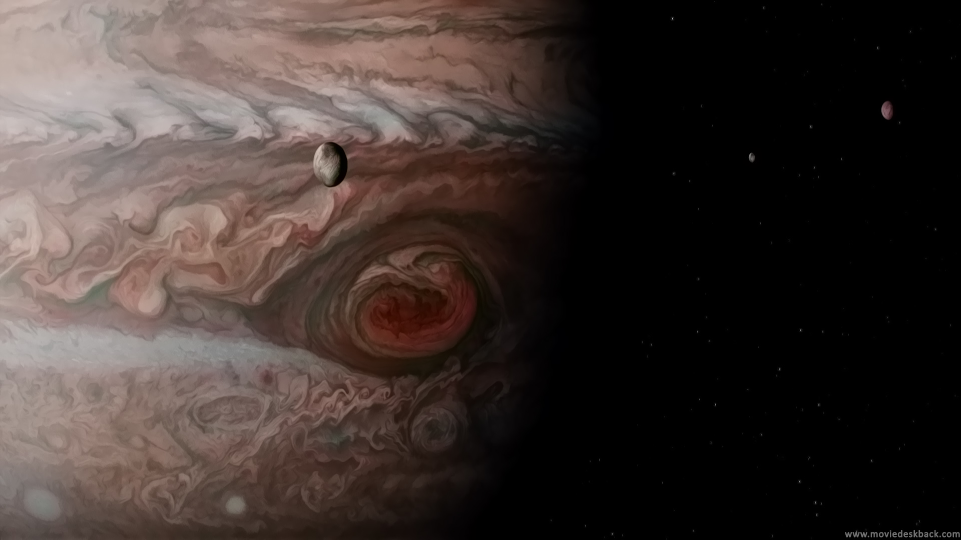Jupiter Wallpapers 4K 1920x1080   4USkY 1920x1080