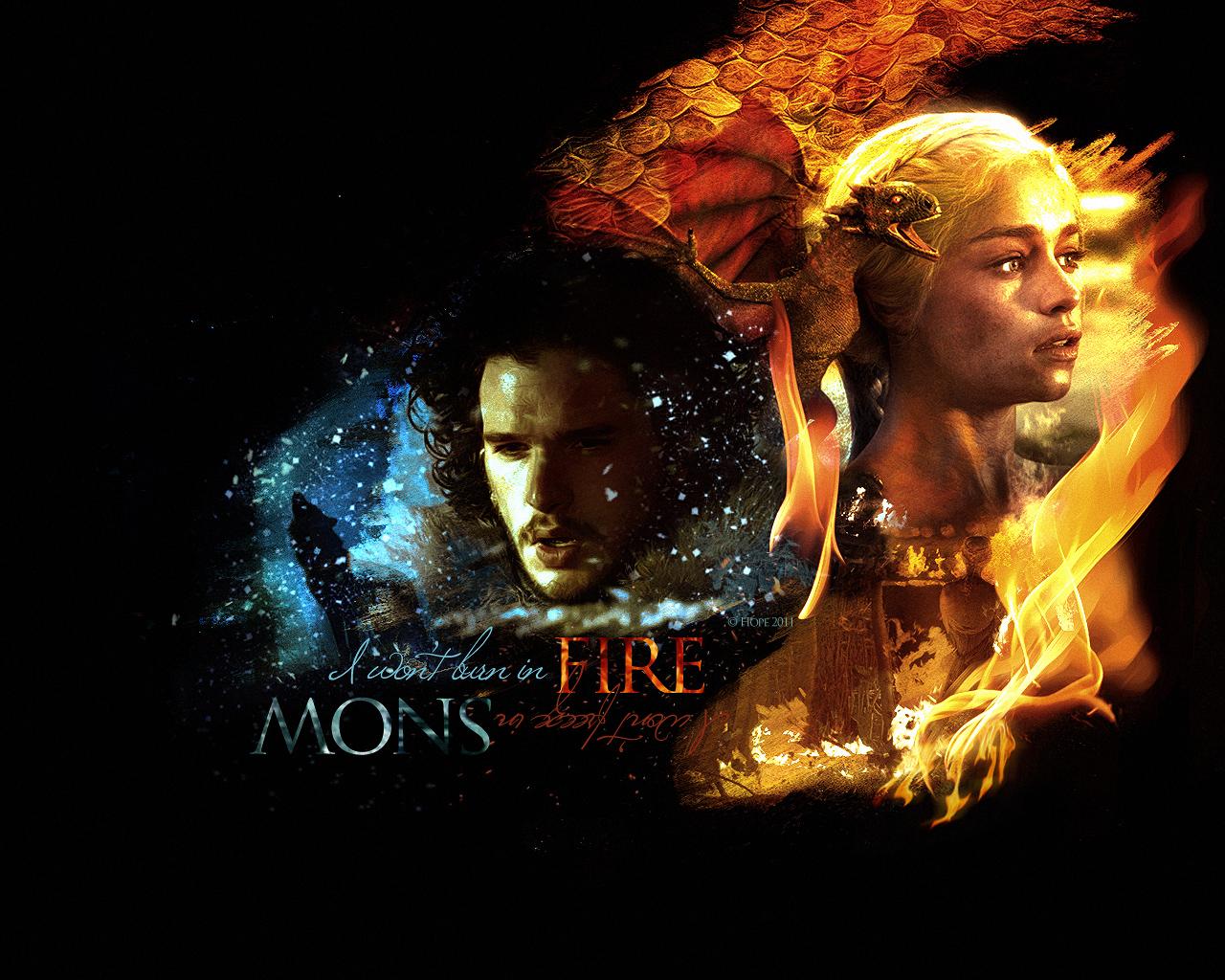 Daenerys Targaryen HD Wallpaper