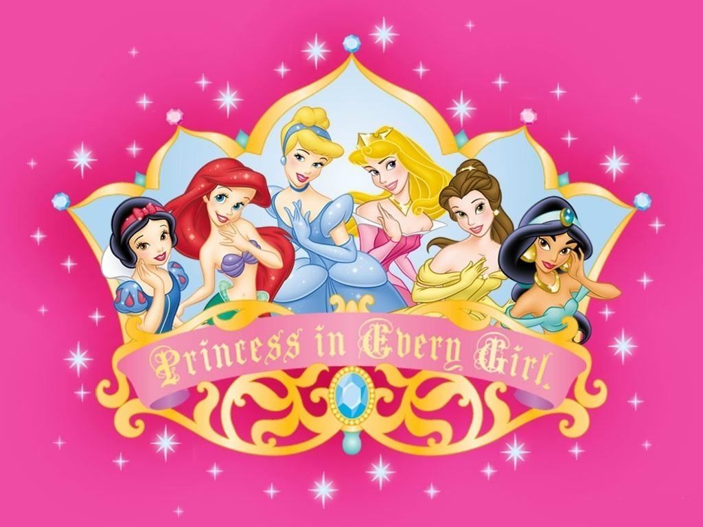 Disney Princesses   Classic Disney Wallpaper 9614318 1024x768