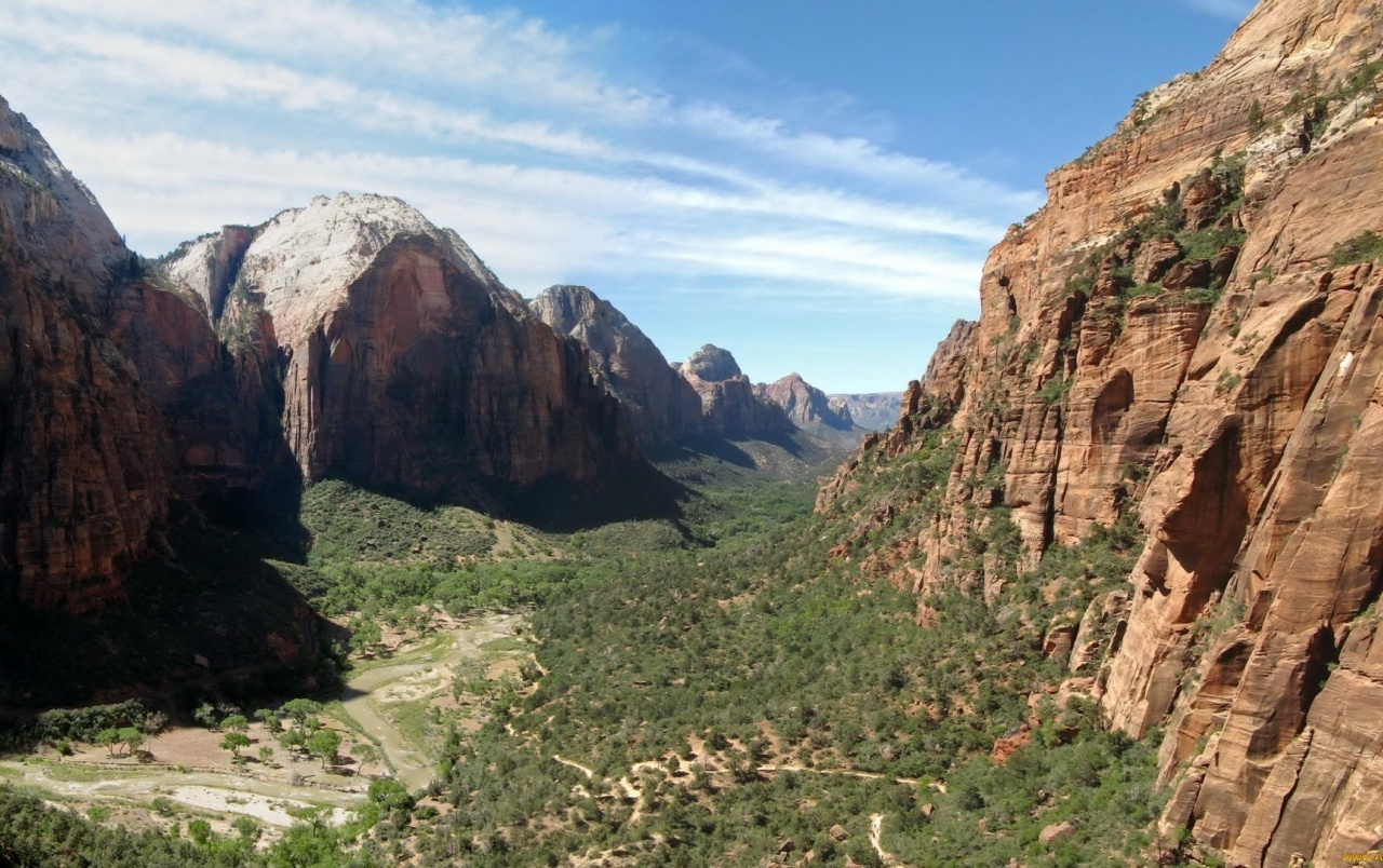 Beautiful Zion National Park wallpapers Beautiful Zion National Park 1280x804