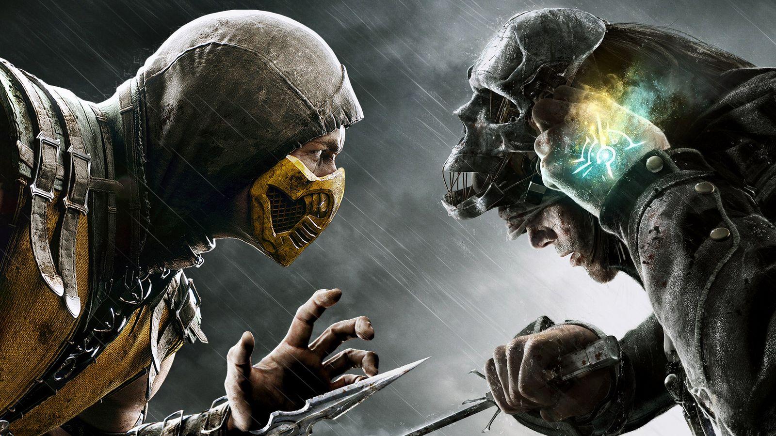 54 Scorpion Mortal Kombat Hd Wallpapers: Mortal Kombat Scorpion Wallpaper