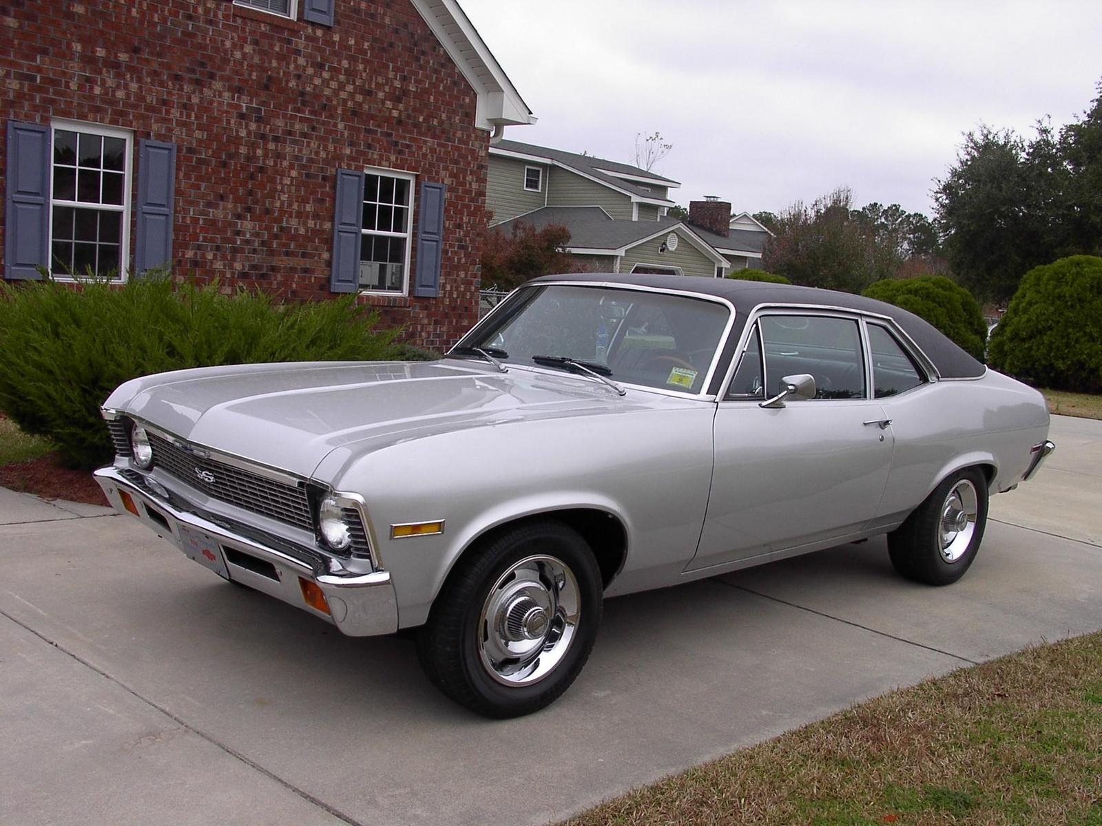 Chevy nova ss 1971 1971 chevrolet nova