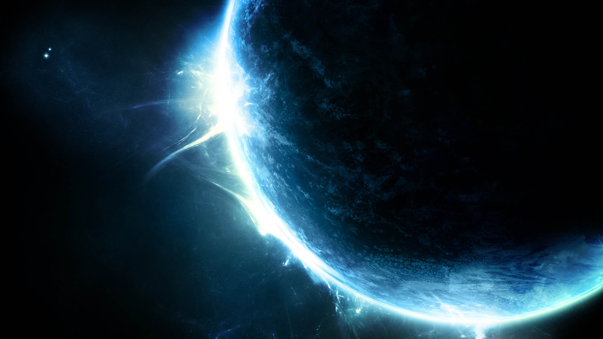 space wallpaper 4 1920x1080