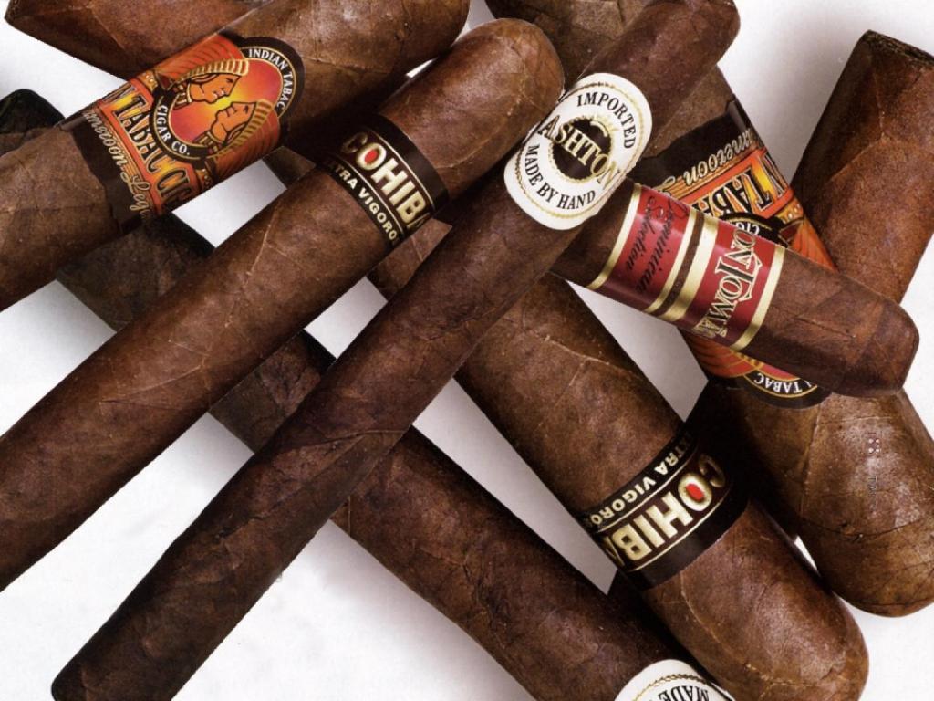 Cigars wallpaper 1024x768