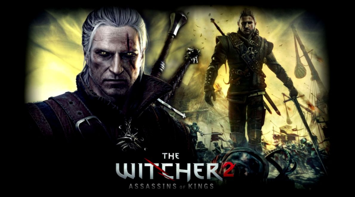 Witcher 2 Hd Wallpaper Wallpapers Record 1190x662
