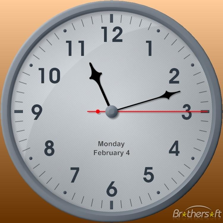 clock wallpaper free windows 7 wallpapersafari