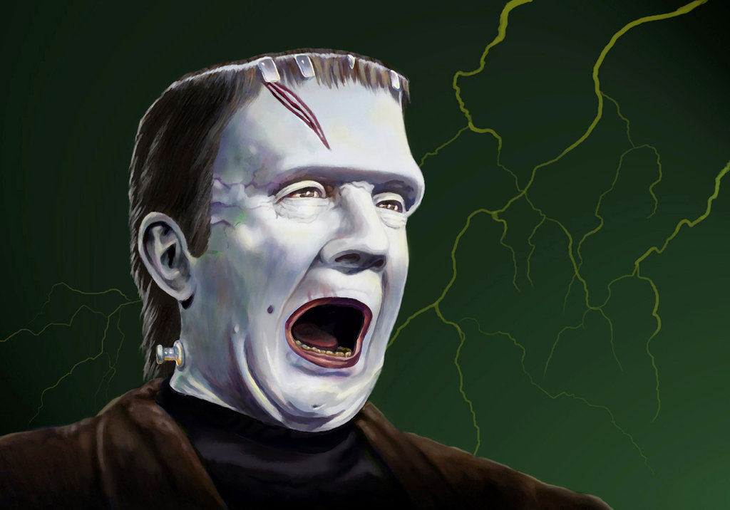 frankensteins monster as a human Monster and the monstrous human: an investigation of mary shelley's frankenstein since the publication of its first edition in 1818, mary shelley's frankenstein has gradually become one of the most recognized, mimicked and re-interpreted tales in the horror genre.