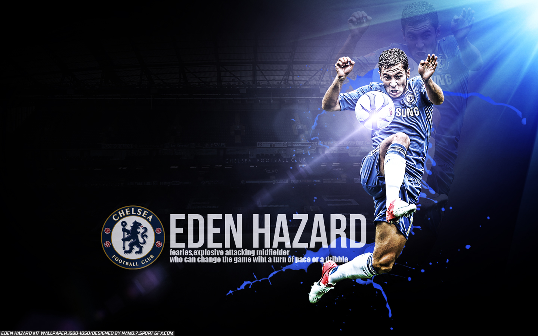 Eden Hazard Chelsea Wallpaper Widescreen 1440x900