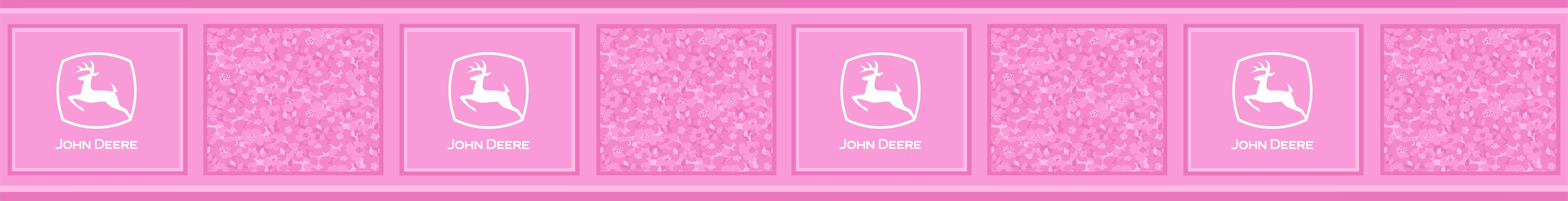 greencrazycomJohn Deere Pink Floral Camo 7200x924