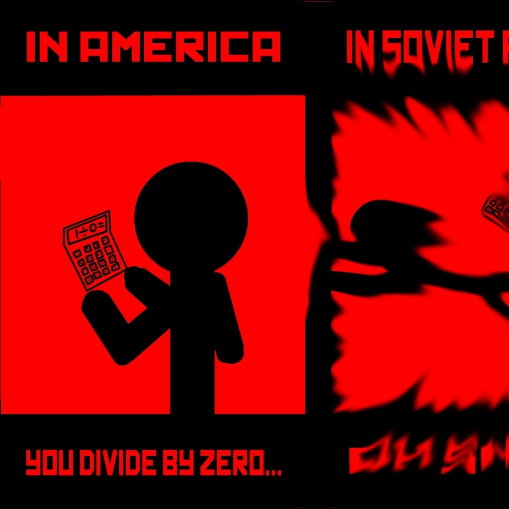 Free Download Russia Funny Meme Usa In Soviet Russia 1280x1024