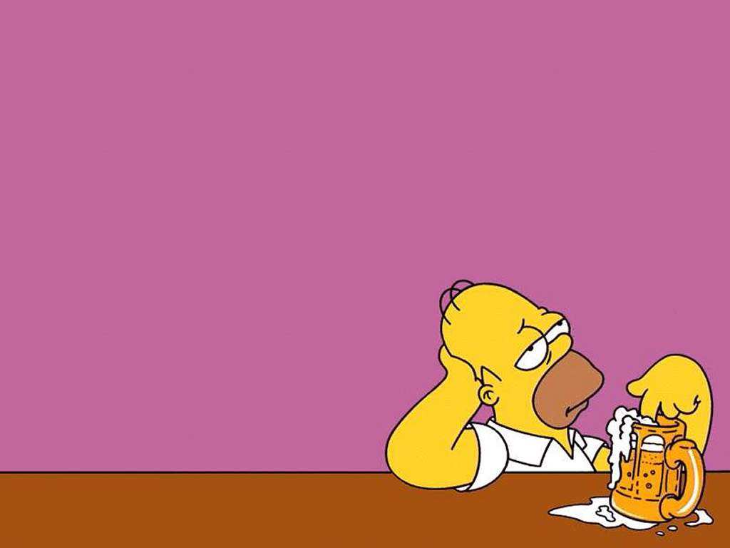 Homers Web Page   Wallpapers 1024x768