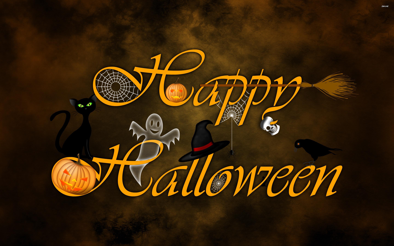Happy Halloween wallpaper   Holiday wallpapers   1774 2880x1800