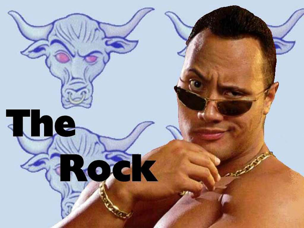 ALL SPORTS PLAYERS Wwe The Rock New HD Wallpapers 2013 1024x768