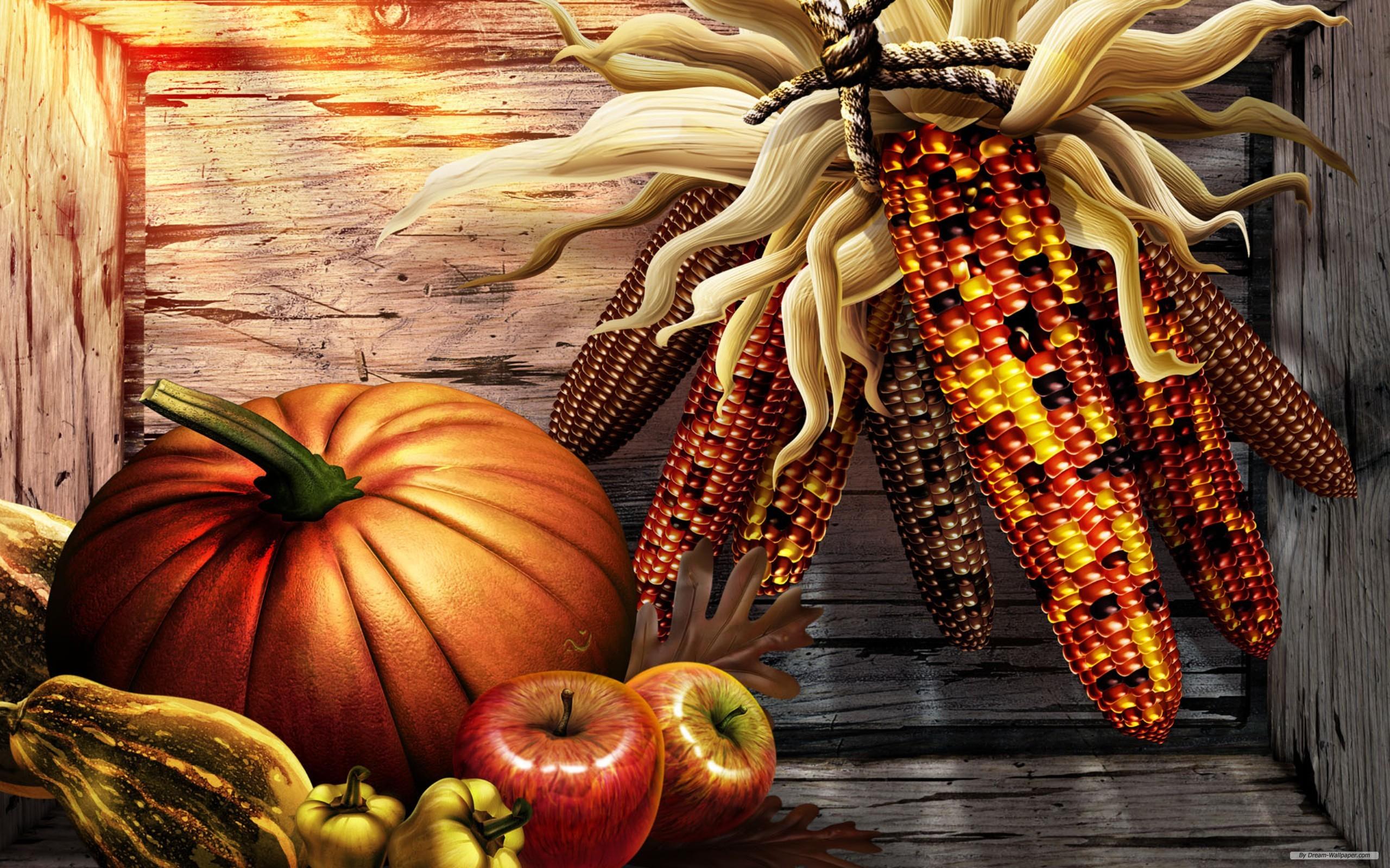Wallpaper   Holiday wallpaper   Thanksgiving Day wallpaper 2560x1600
