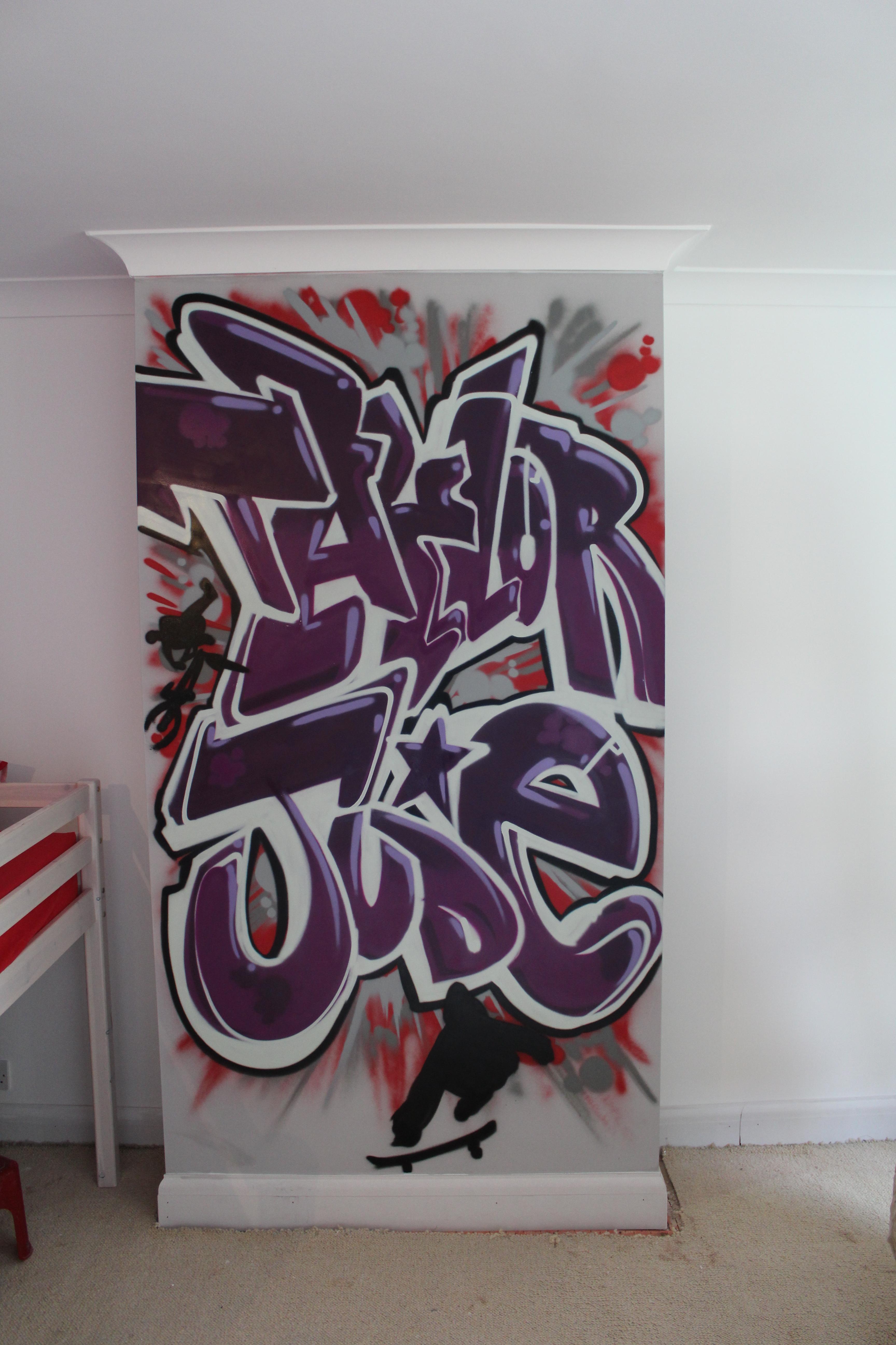 Graffiti Bedroom Graffiti Press 3456x5184