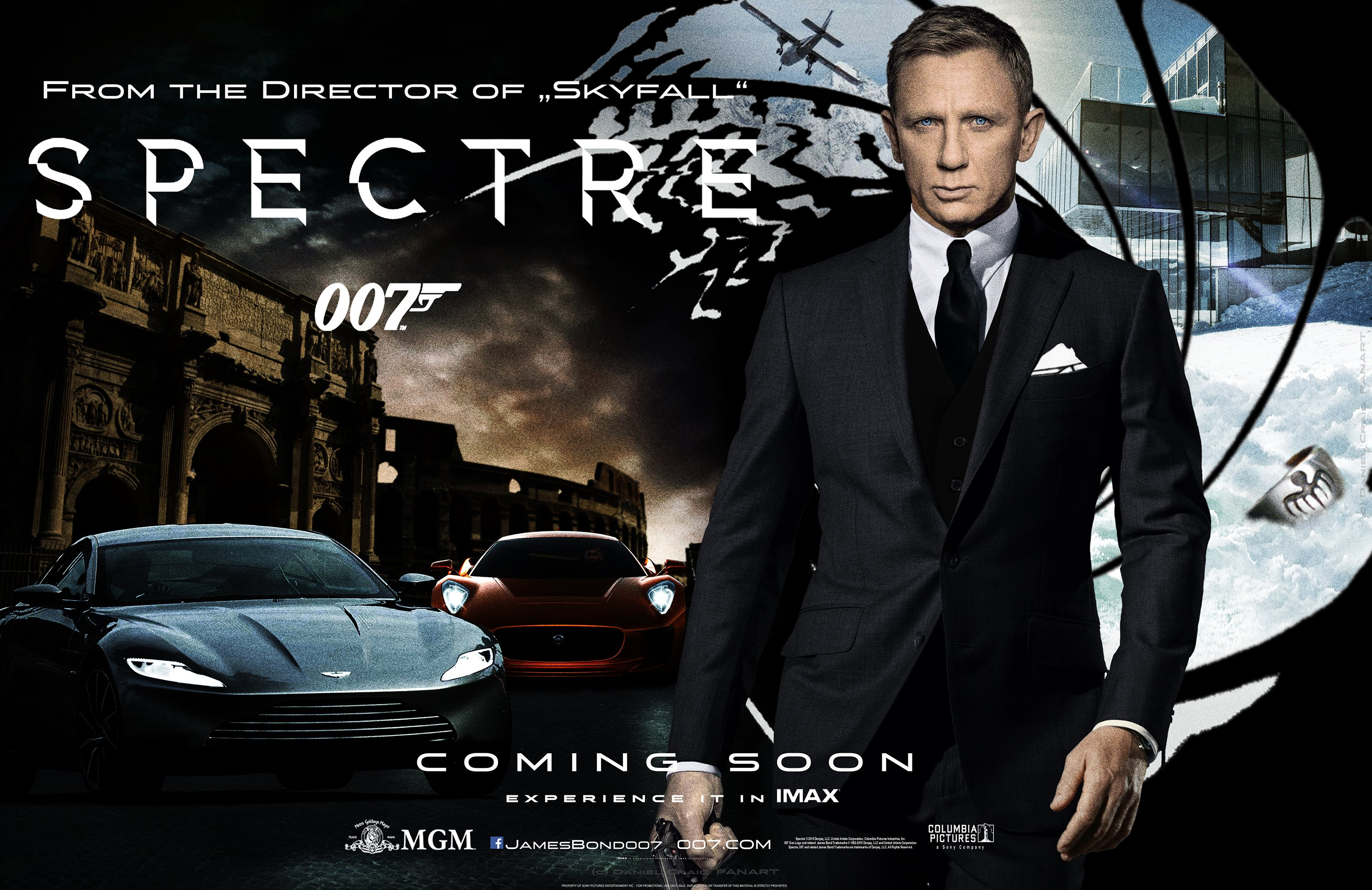 007 Spectre Wallpaper 2880x1800 - WallpaperSafari