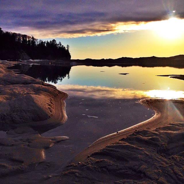 Pure Michigan Instagram Beach Challenge Michigan in Pictures 640x640