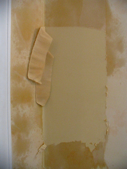 Removing Vinyl Wallpaper Backing