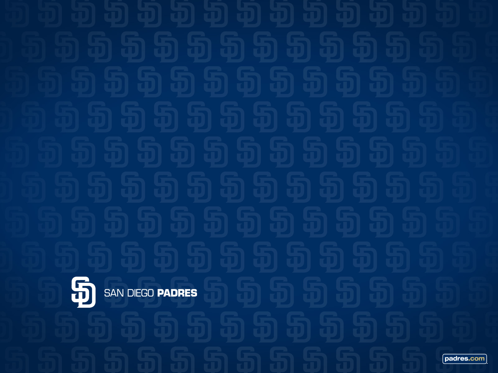 San Diego Padres Desktop Wallpapers Sports Geekery 1600x1200