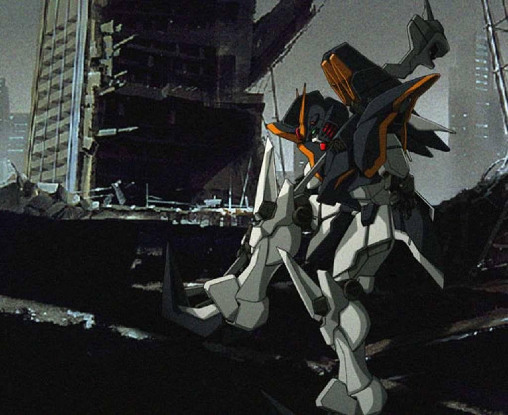 49] Gundam Wing Deathscythe Wallpaper on WallpaperSafari 1024x837