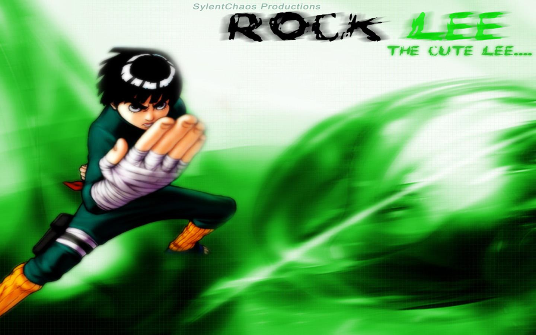 Naruto Rock Lee Wallpaper - WallpaperSafari
