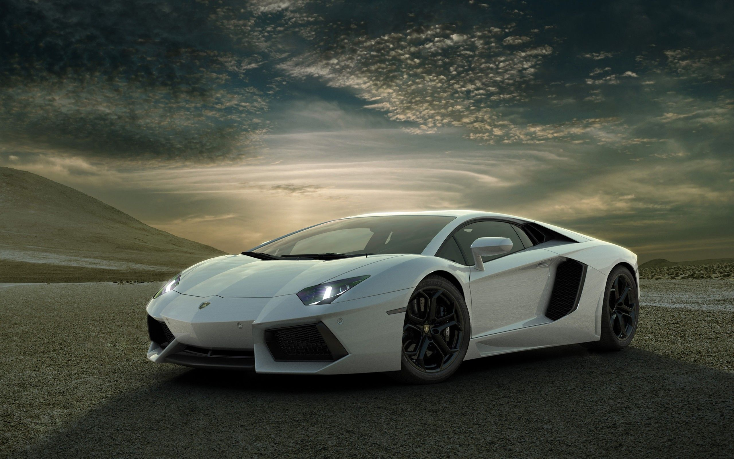 Lamborghini Reventon HD Wallpapers 2560x1600