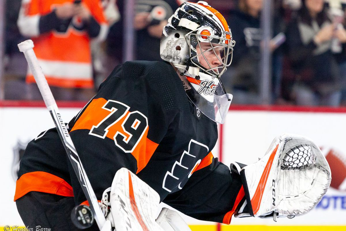 The Carter Hart era is upon us but is it too soon for our savior 1200x800