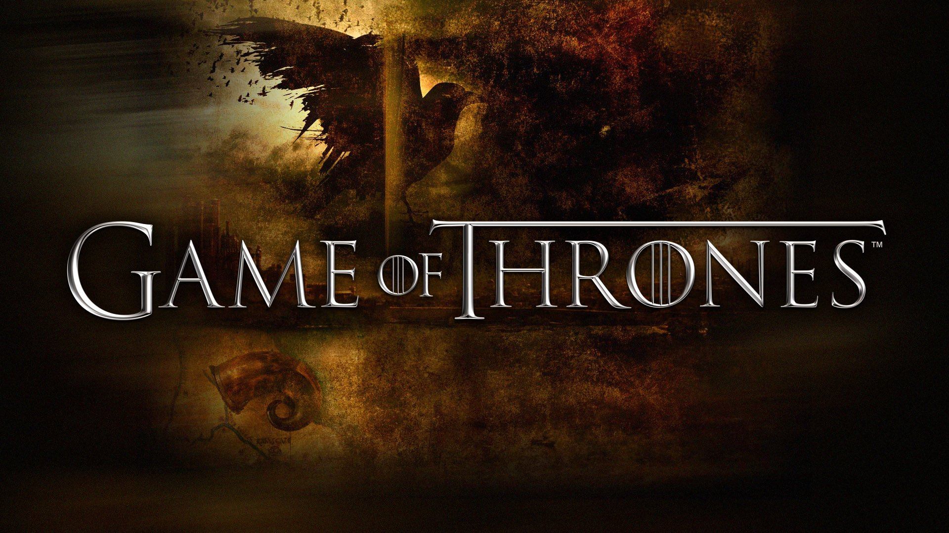 Crow Background Game Of Thrones HBO Series Logo 1920x1080 HD Image TV 1920x1080