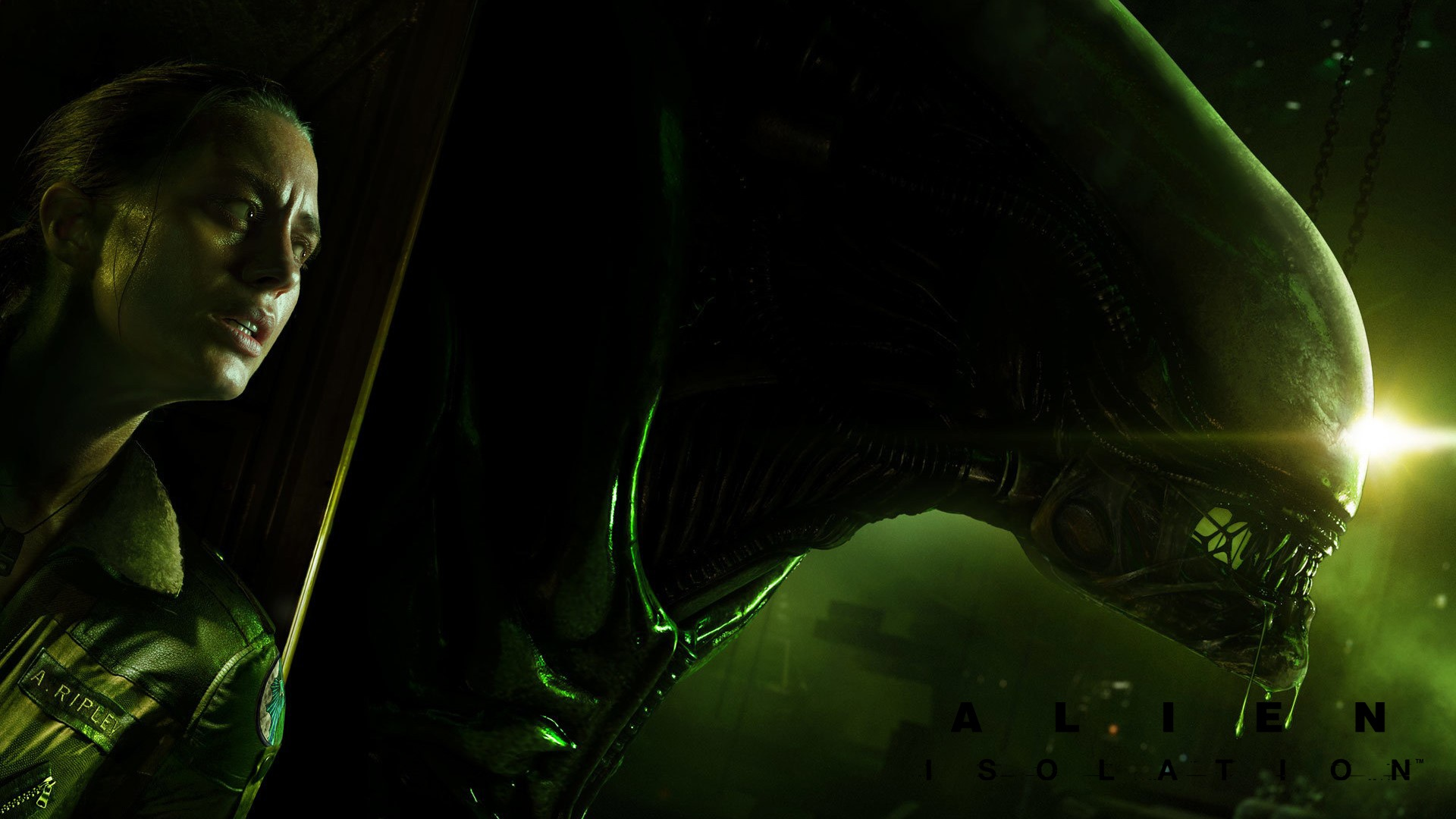Alien Isolation Game Wallpapers HD Wallpapers 1920x1080