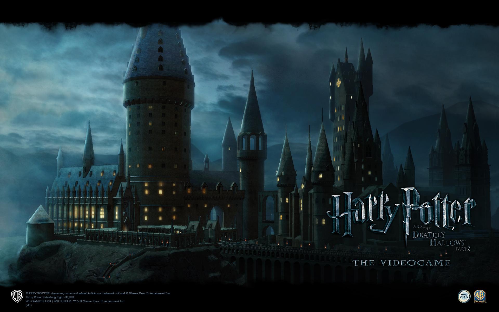 Hogwarts [wide] 1920x1200