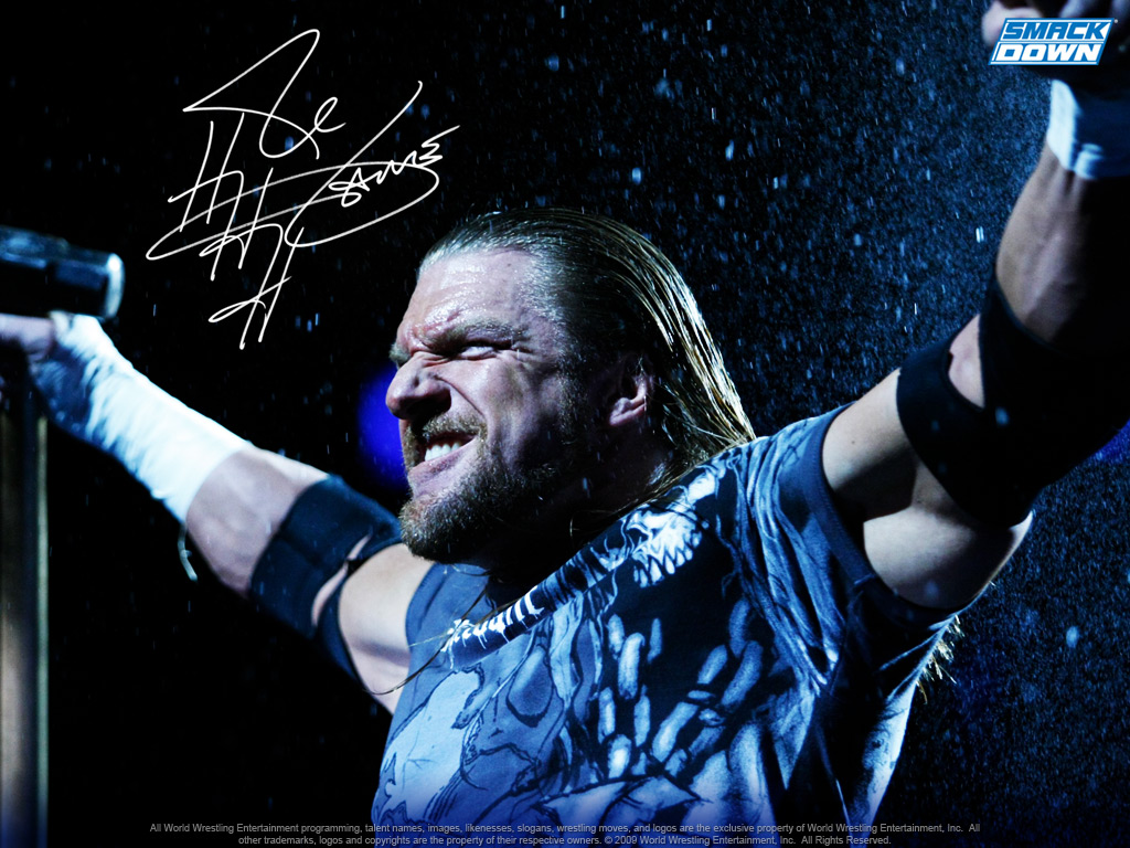 Triple H wallpapers WWE WWE SuperstarsWWE wallpapersWWE pictures 1024x768