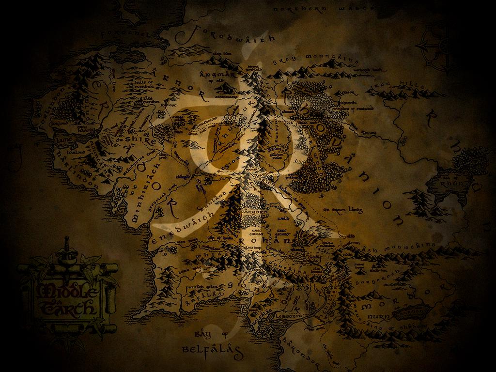 1024x768px Jrr Tolkien Wallpaper Wallpapersafari