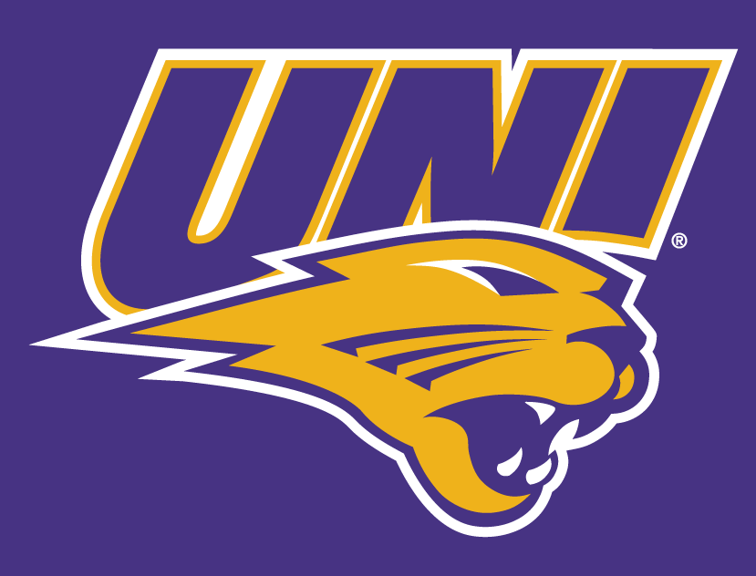 Northern Iowa Panthers Alternate Logo   NCAA Division I n r NCAA n 829x632