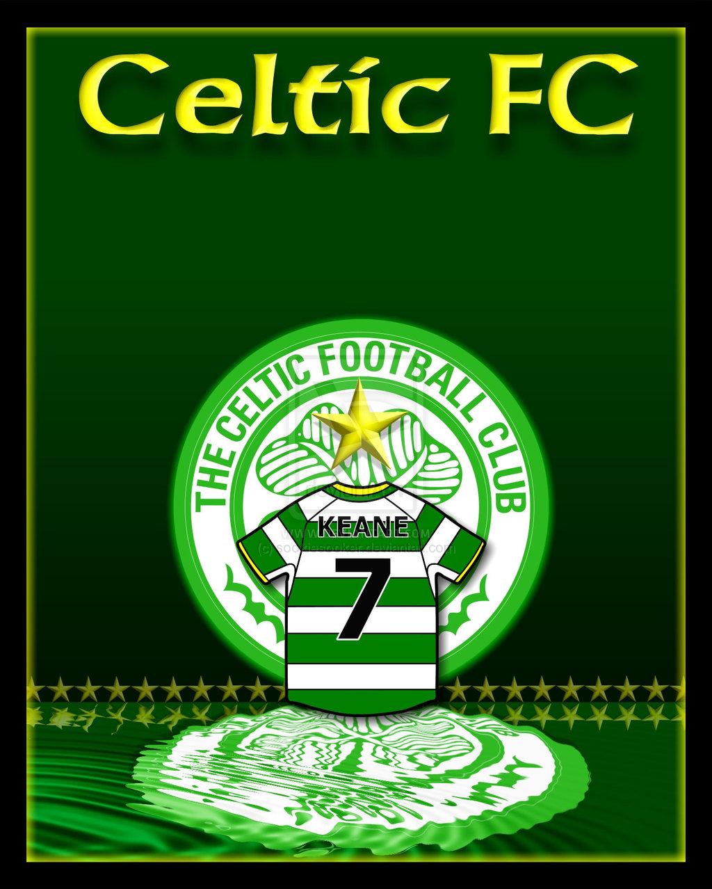 Keane Celtic FC by Sookie by sookiesooker 1024x1278